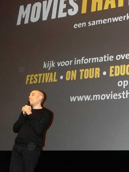 Joshua oppenheimer amsterdam tour silence