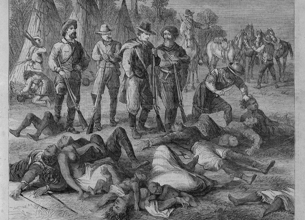 geoncide against native americans Revealing the history of genocide against california's native americans august 15, 2017 / in history news / by webteam yale university press gov jerry brown, who endorsed the book, is the first california governor to publicly acknowledge the state-sponsored genocide of the american indian population.