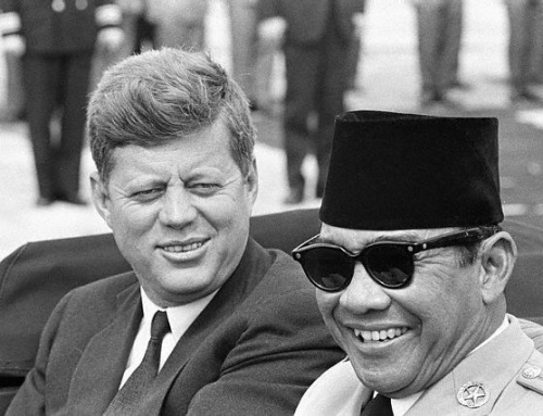 """Allen Dulles' """"Indonesian Strategy"""" and the Assassination of John F. Kennedy"""