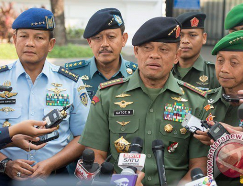 FPI may join military training: TNI commander