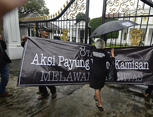 Lack of applicable solutions hampers Jokowi's efforts to resolve past abuses: Official