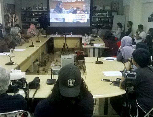 Menyongsong Kongres Pertama IPT'65 Indonesia
