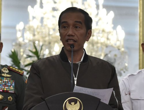 Lokakarya Dibubarkan, IPT '65 Desak Jokowi Copot Wiranto