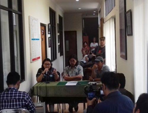 IPT 65 Beberkan Intimidasi Aparat terhadap Peserta Lokakarya