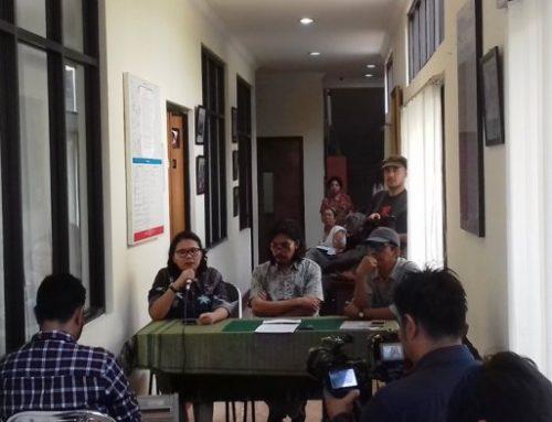 IPT 65: Kami Masih Berharap Kepada Presiden, Tapi Tidak Percaya Sama Wiranto