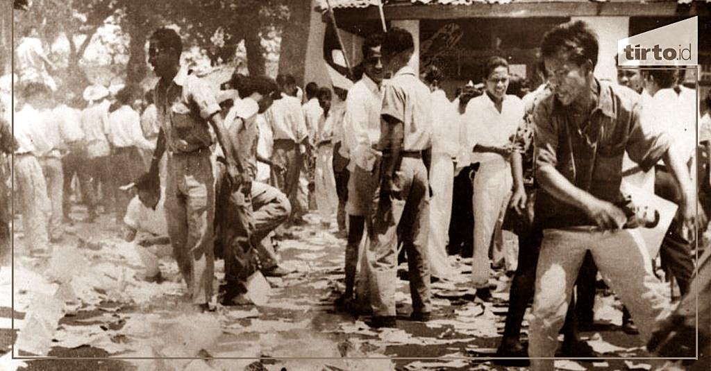 """""""Genosida Intelektual"""" Telah Menjegal Rencana Besar Bung Karno untuk 1980-an"""