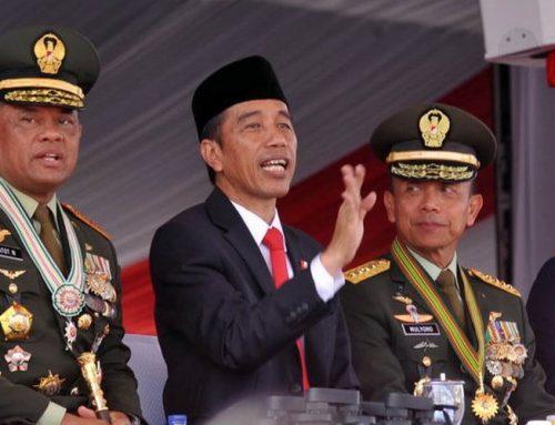TNI Masih Berkubang Pelanggaran HAM