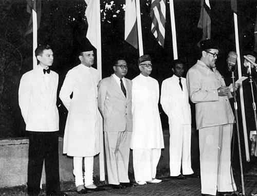 Afro-Asiaisme di Akademi Indonesia